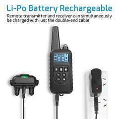 Электроошейник для собак PetComer (P-880) Black
