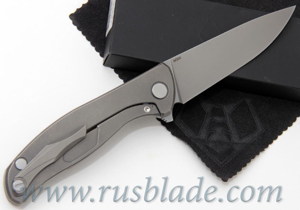Shirogorov Flipper 95 М390 Nudist