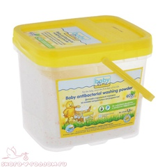 Babyline. Детский стиральный порошок на основе натуральных ингредиентов 1,5 кг