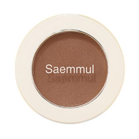 THE SAEM EYE Тени для век матовые Saemmul single shadow(matt) BR09 1,6гр