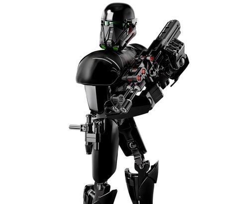 LEGO Star Wars: Имперский штурмовик смерти  75121 — Imperial Death Trooper — Лего Звездные войны Стар ворз