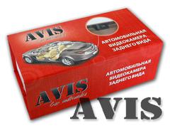 Камера заднего вида для Lexus GX470 Avis AVS312CPR (#095)