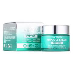 La Miso Peptide Ampoule Cream - Ампульный крем для лица с пептидами