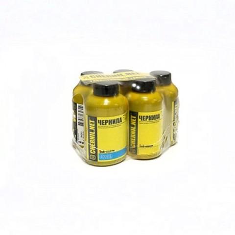 Комплект чернила Ink-Mate для Epson Expression Premium XP-500, XP-600, XP-700, XP-800. 5х100 мл