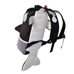 Детский непромокаемый рюкзак Касатка черный