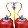 Газобаллонная система Cavagna Group для подключения 2х баллонов