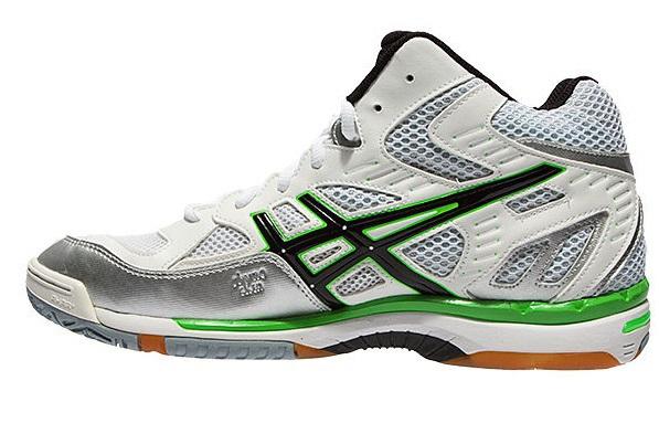 Мужские кроссовки для волейбола Асикс Gel-Beyond 3 MT (B204Y 0190) белые фото