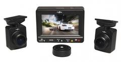 Автомобильный видеорегистратор Gazer F225 (2 камеры)