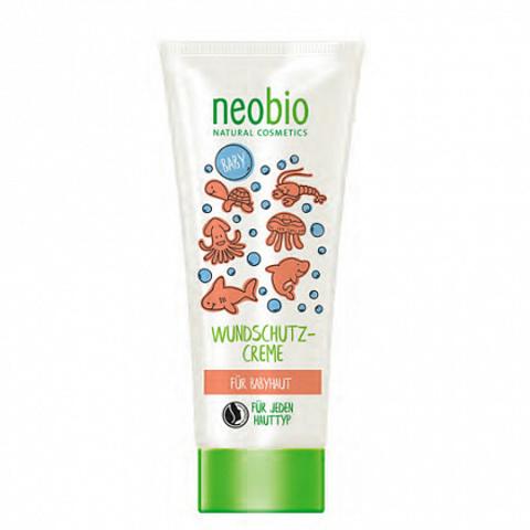 Крем с Био-Алоэ и Био-Календулой для младенцев для защиты  кожи в области пеленания 100 мл (Neobio)
