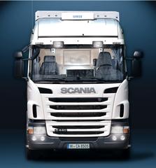Комплект для монтажа автомобильного кондиционера Cool Top Vario 10E на Scania R и P Серия