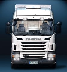 Комплект для монтажа Cool Top Vario 10E на Scania R и P Серия