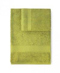 Набор полотенец 2 шт Caleffi Calypso светло-зеленый