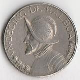 K7136, 1973, Панама, 1/10 бальбоа