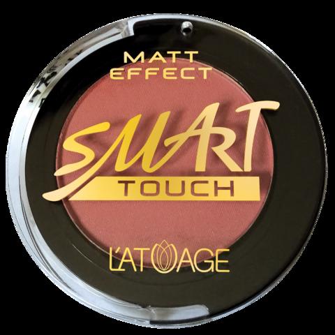 L'atuage Smart Touch Румяна компактные тон №205