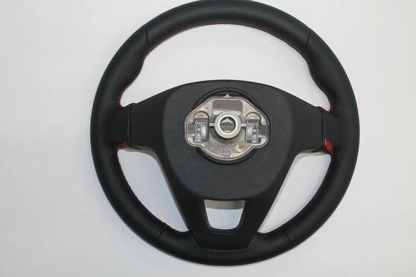 Оплётка на руль своими руками: как сделать, одеть и зашнуровать - фото