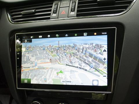 Штатное головное устройство для Skoda Octavia A7 (2013-...) AVIS Electronics AVS102AN (#016) на Android
