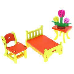 Мебель кукольная Собери сам
