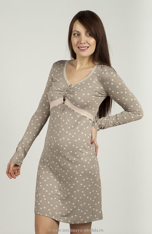 Женская сорочка для сна и отдыха Tata