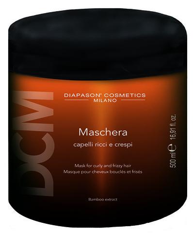 DCM Маска для вьющихся и кудрявых волос с экстрактом бамбука 1000 мл
