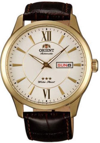 Купить Наручные часы Orient FEM7P005W9 Three Star по доступной цене