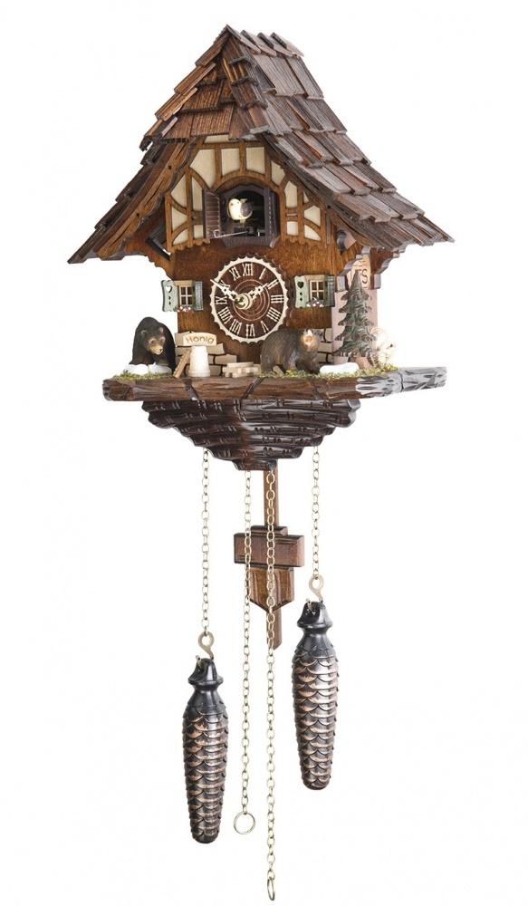 Часы настенные Часы настенные с кукушкой Tomas Stern 5003 chasy-nastennye-s-kukushkoy-tomas-stern-5003-germaniya.jpeg