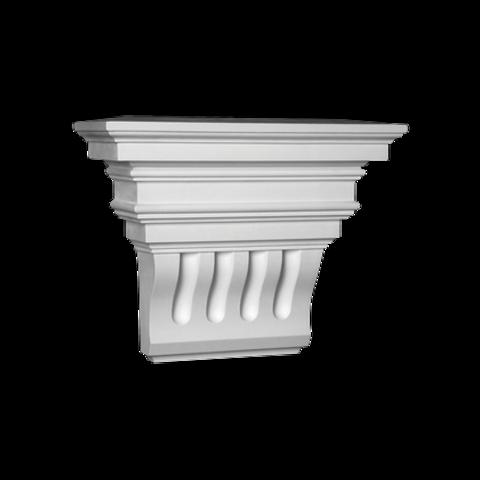 Кронштейн-пьедестал Европласт из полиуретана 4.83.302, интернет магазин Волео