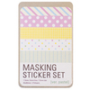 Masking Sticker Set Pastel