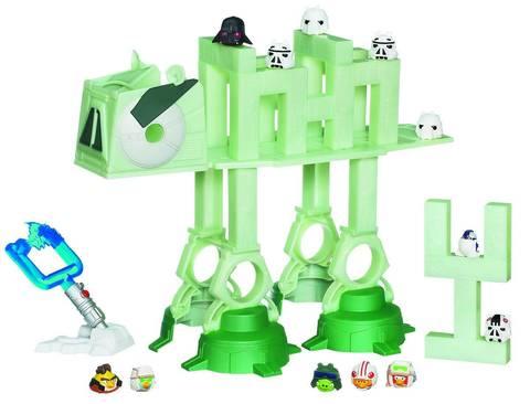 Игровой набор Энгри Бердз Боевая Машина AT-AT - Angry Birds Star Wars, Hasbro