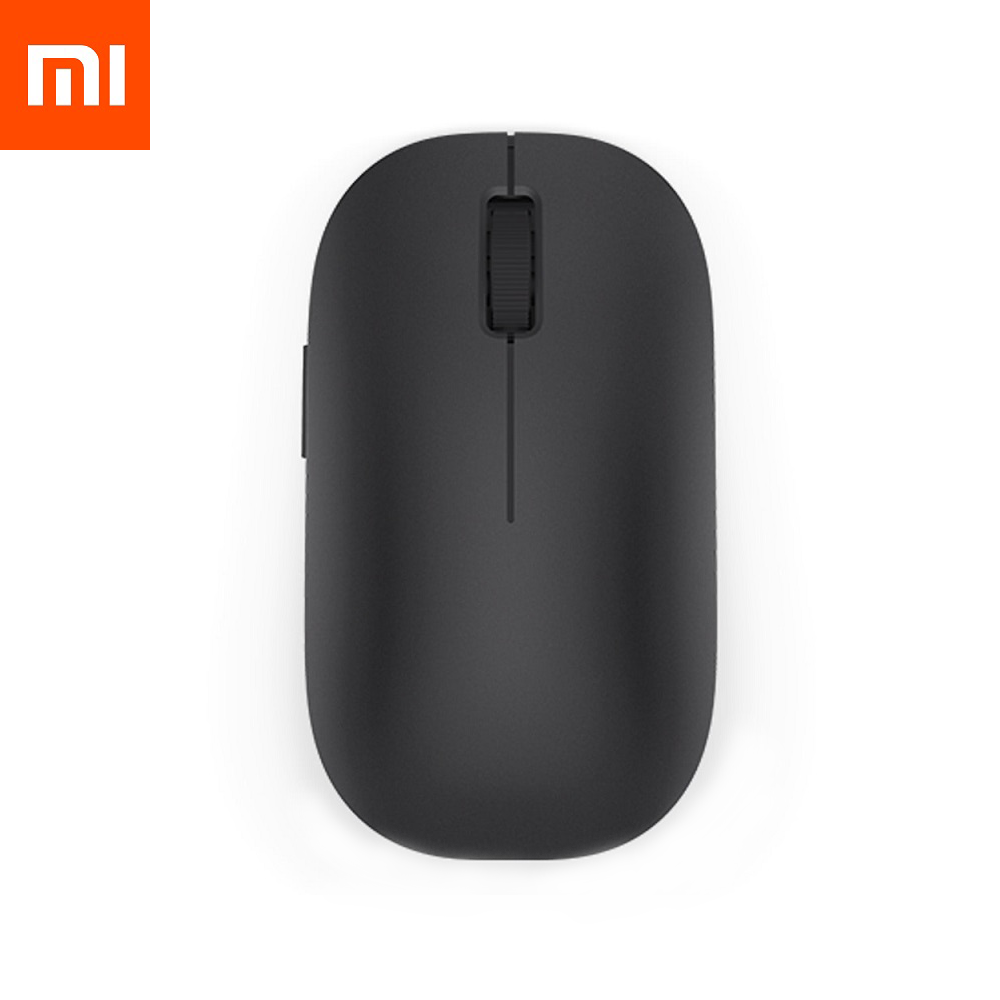 Мышь Xiaomi Mi Wireless Mouse Black USB