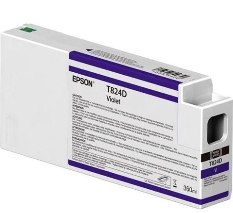 Картридж T824D00 для Epson SC-P6000/7000/8000/9000 XL Violet UltraChrome HDX/HD, 700ml (C13T824D00)