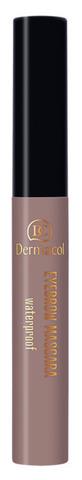 Dermacol  Waterproof eyebrow mascara Водостойкая тушь для бровей