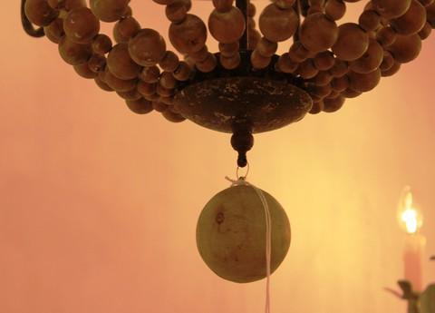 vintage chandelier  01-81 ( by Funky Vintage )