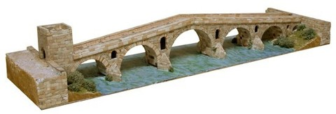 Aedes 1203 Мост в Пуэнте-ла-Рейна