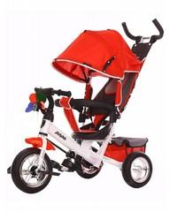 Велосипед Moby Kids Comfort 10x8 EVA Красный (641047)
