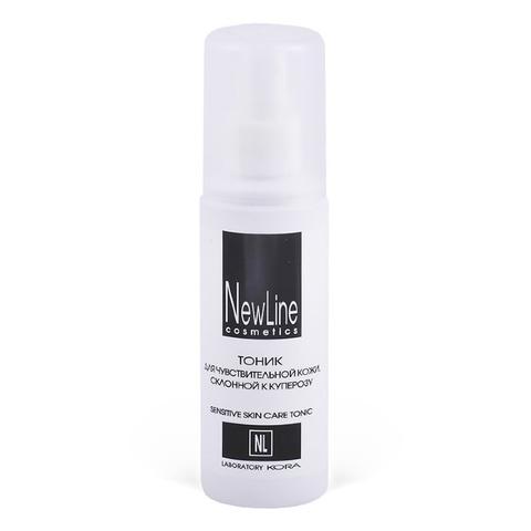 *Тоник для чувствительной кожи склонной куперозу (NewLine/100ml/21130)
