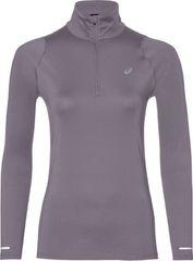 Рубашка беговая Asics Thermopolis Ls 1/2 Zip женская