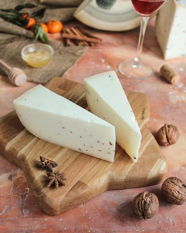 Сыр из Козьего молока с ТРЮФЕЛЕМ, кг