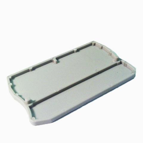 Заглушка для ЗКБ 6 мм2 синяя TDM