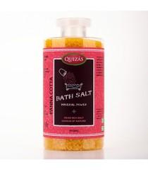 Соль для ванны PANNA COTTA с экстрактами бобов тонка и ванили, 500g ТМ Quizas