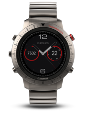 Умные наручные часы Garmin Fenix Chronos (титановый корпус и титаново-магниевый браслет) 010-01957-01