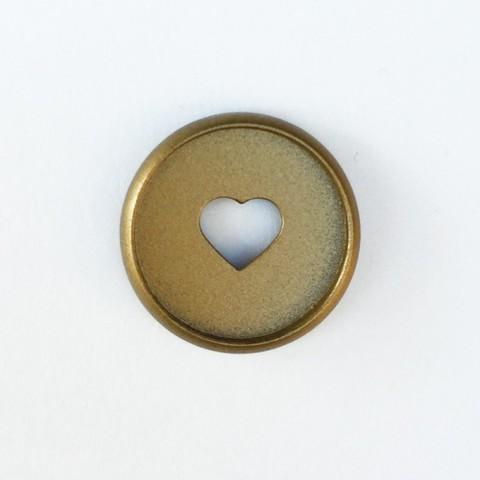 Диски- крепежный механизм для ежедневника Create 365 Planner Discs -Gold- 2.3см