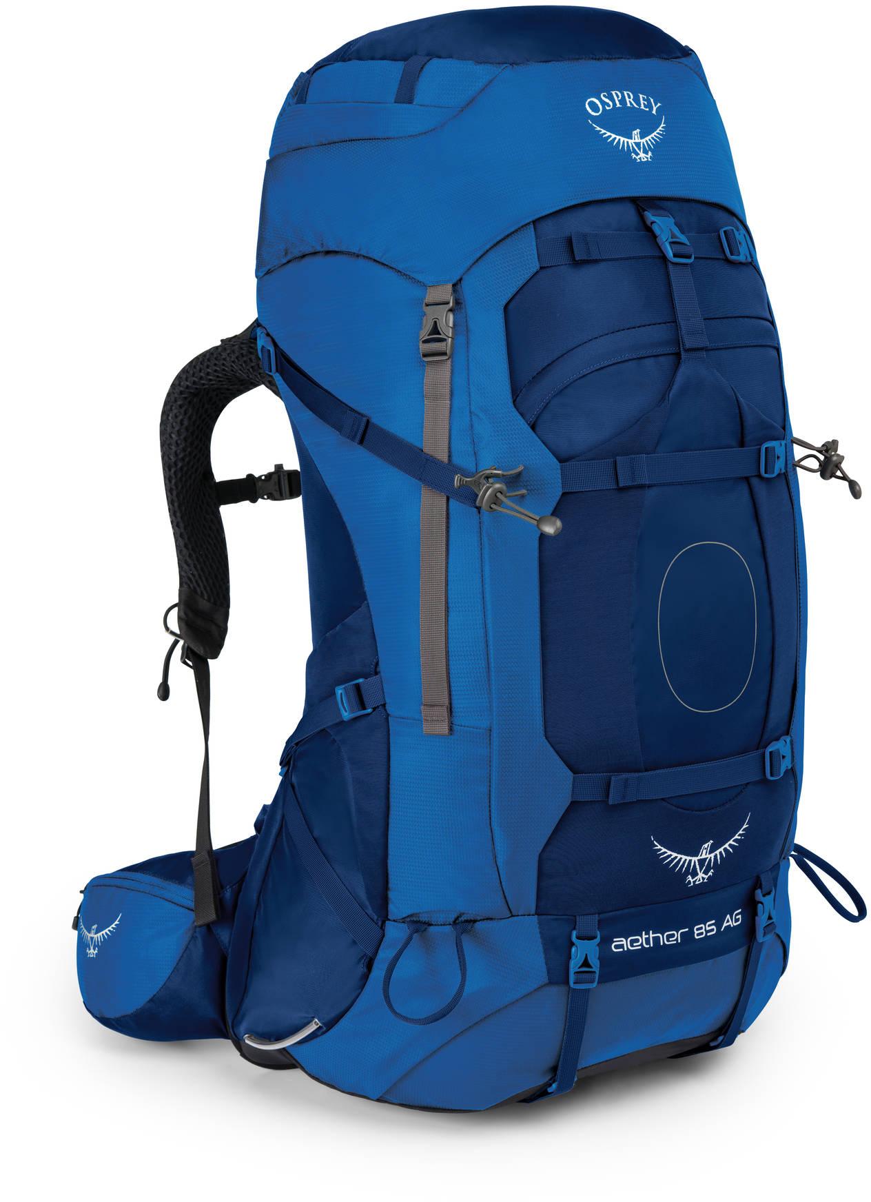 Туристические рюкзаки Рюкзак туристический Osprey Aether AG 85 Aether_AG_85_S17_Side_Neptune_Blue_web.jpg
