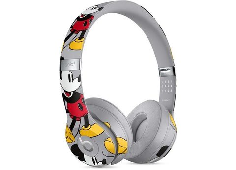 Наушники Beats Solo 3 Wireless Headphone Mickey Mouse