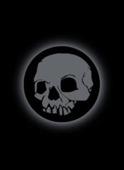 Legion Supplies - Absolute Iconic - Skull Протекторы матовые 50 штук