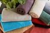Набор полотенец 2 шт Carrara Fyber голубой