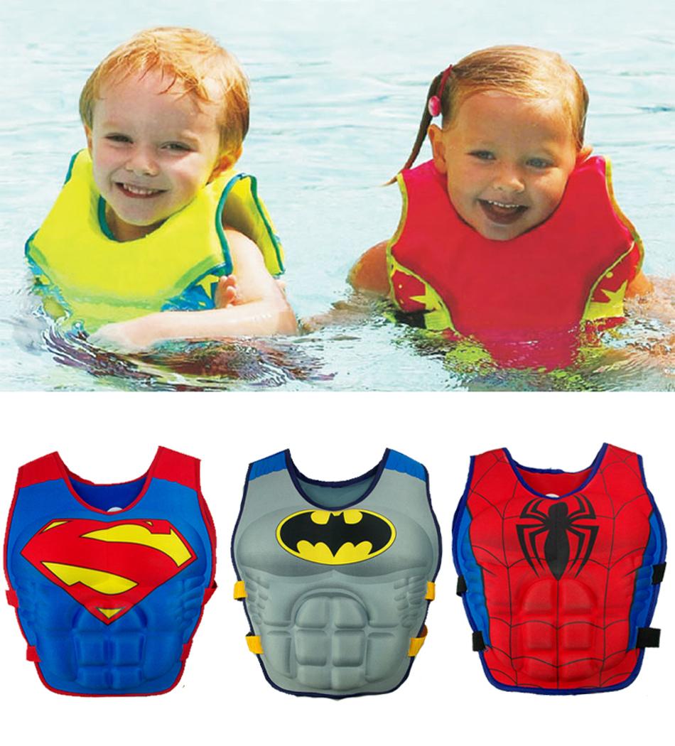 Супергерои Плавательный жилет