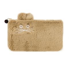Пенал-косметичка Fluffy Brown