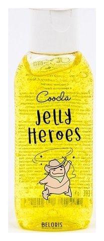 CAG-004 Гигиенический гель для рук Jelly Heroes Cowboy Clean,с маслом мяты и ароматом банана