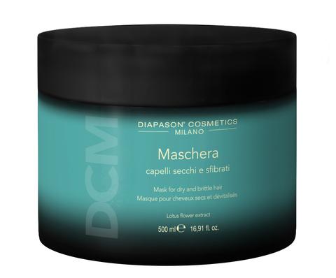 Маска Диапазон ДСМ восстанавливающая для сухих волос 500 мл