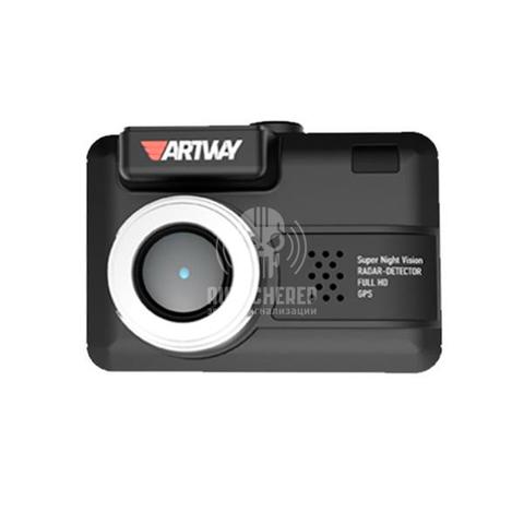Видеорегистратор с радар-детектором Artway MD-105